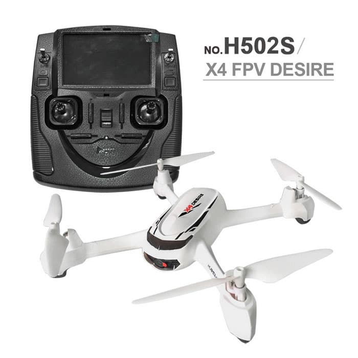 4CH 6-axis Gyro / 720P Camera / Headless Mode / GPS Position / One Key to Return