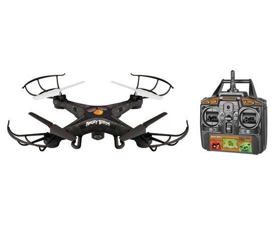 Angry Birds Licensed Bomb Squak-Copter 4