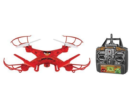 Angry Birds Licensed Red Squak-Copter 4