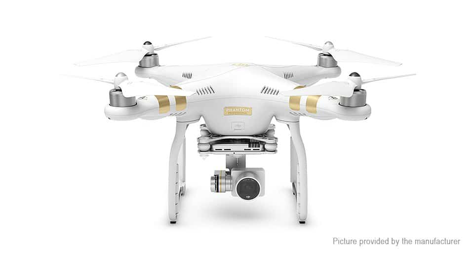 Authentic DJI Phantom 3 Professional (4K Video Camera)