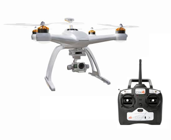 Blade Chroma GoPro Ready 3-Axis Gimbal RC Drone