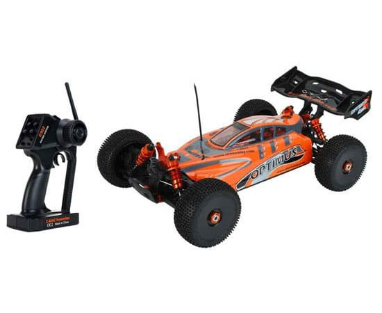 DHK Hobby Optimus 1:8 4WD Brushless RTR Electric RC Buggy