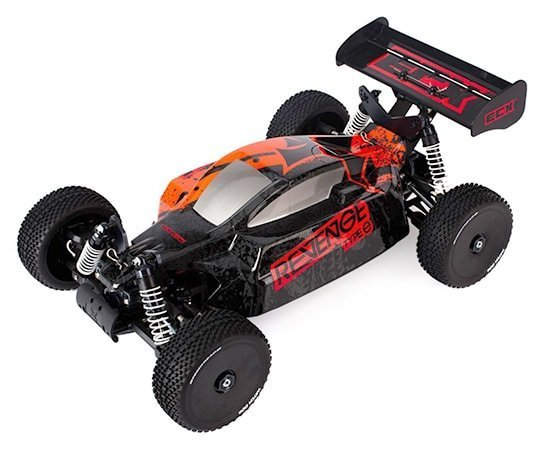 ECX Revenge Type E 1:8 4WD RTR Brushless Electric RC Buggy