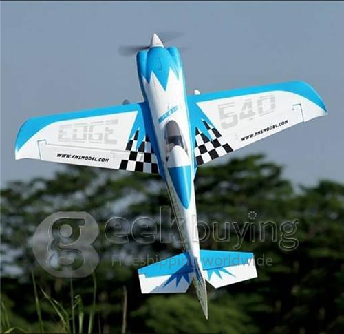 FMS Edge 540 V3 1300mm 3D Aerobatic FMS066 RC Airplane PNP