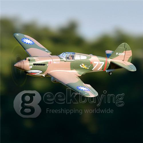 FMS P-40B P40B Flying Tigers 980mm Wingspan Warbird PNP