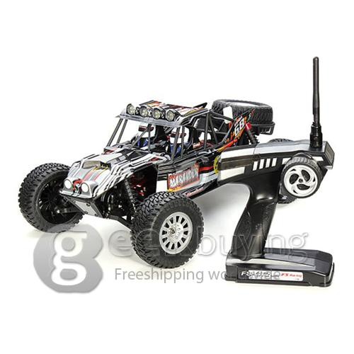 FS 53625 110 Brushless Desert Buggy 2