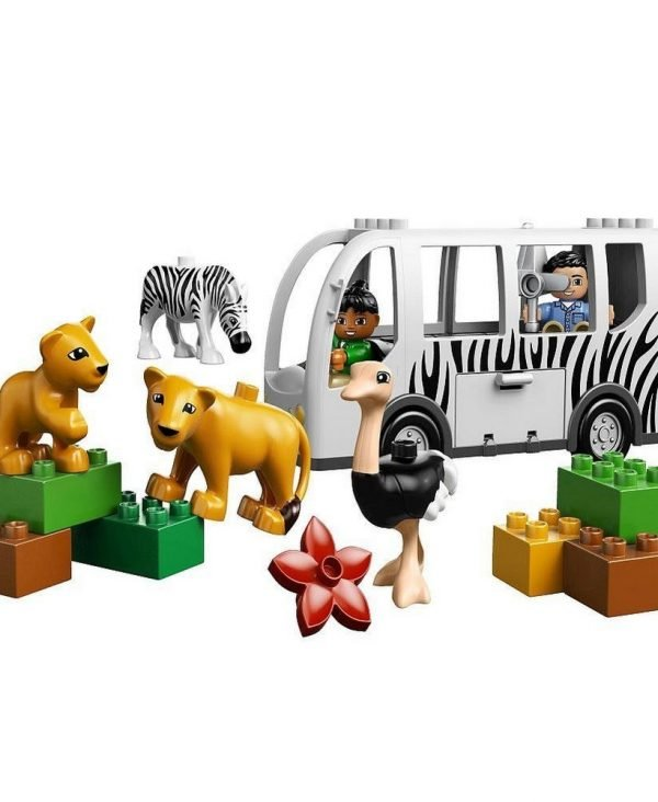 LEGO - Duplo Zoo Bus [10502 - 19 pcs]