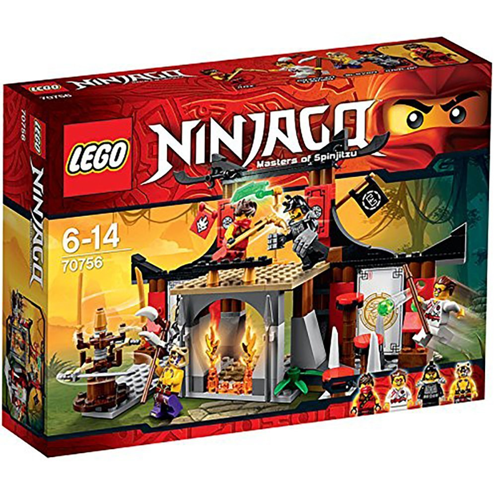 LEGO Ninjago Dojo Showdown [70756]