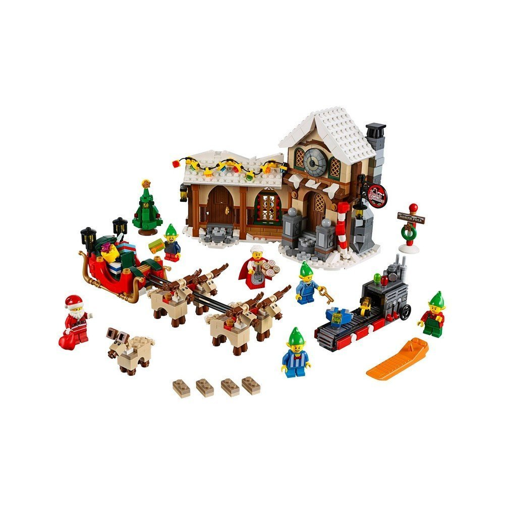 LEGO Santa's Workshop [10245 - 883 Pieces]
