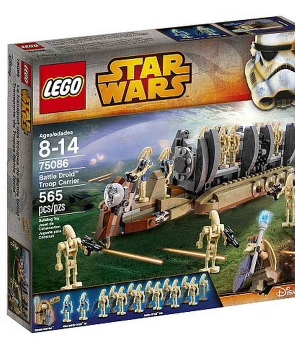 LEGO Star Wars - Battle Droid Troop Carrier [75086]