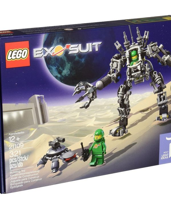 Lego Exo suit [21109 - 321 Pieces]