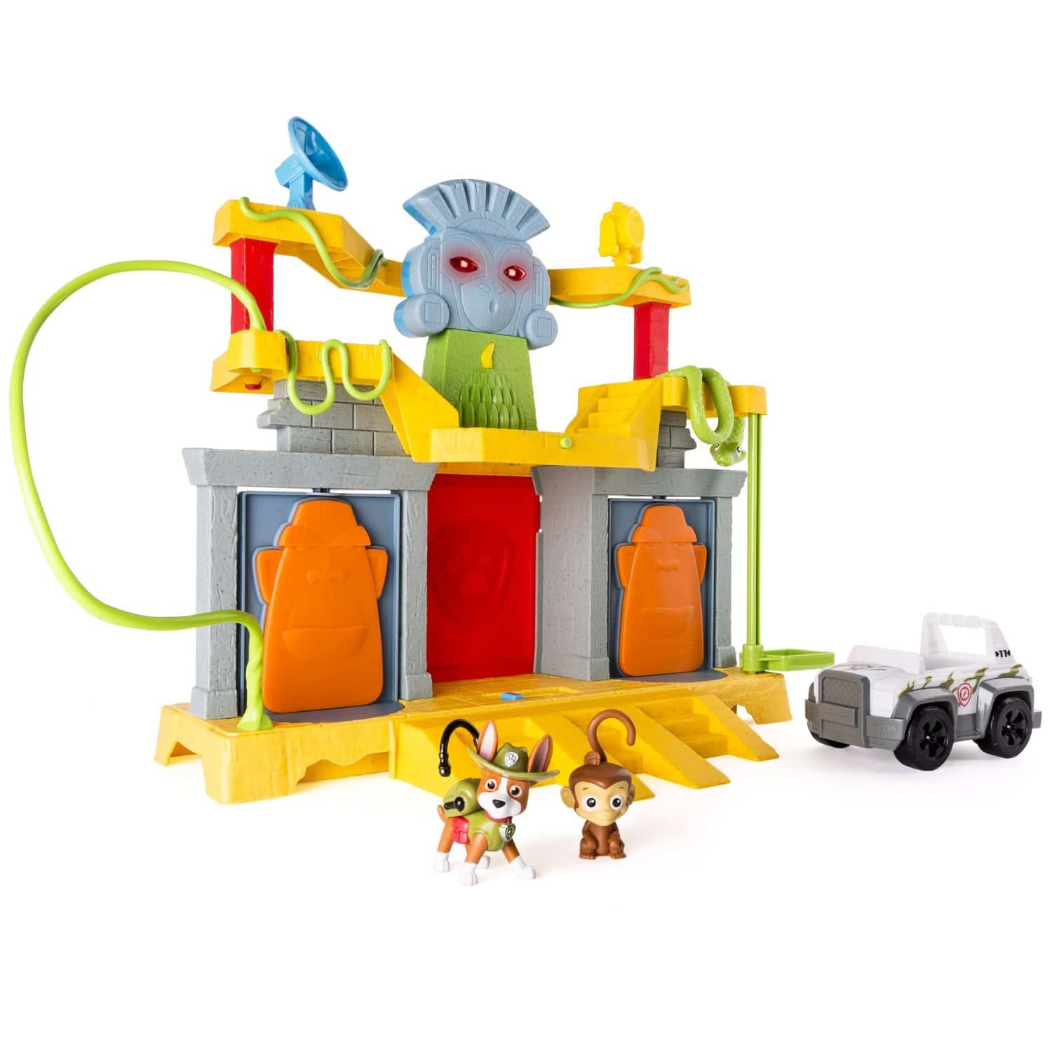 Paw Patrol - Monkey Temple Playset Review