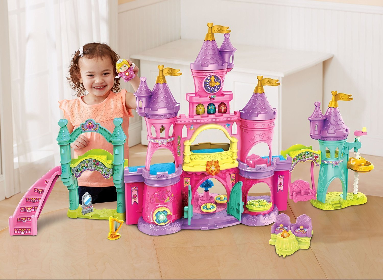 VTech Go Go Enchanted Princess Palace