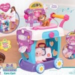 Doc McStuffins Hospital Care Cart Toy