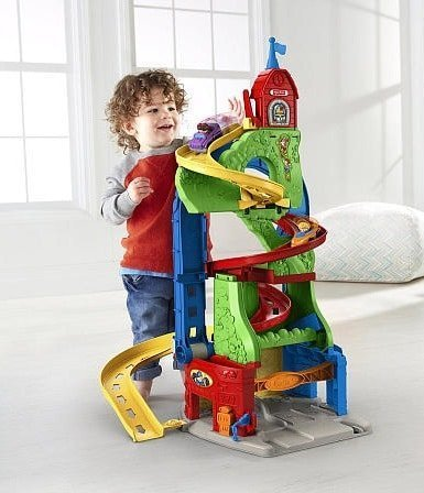 Fisher-Price Little People Sit 'n Stand Skyway<