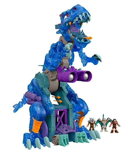 Fisher Price Imaginext Ultra T-Rex Ice