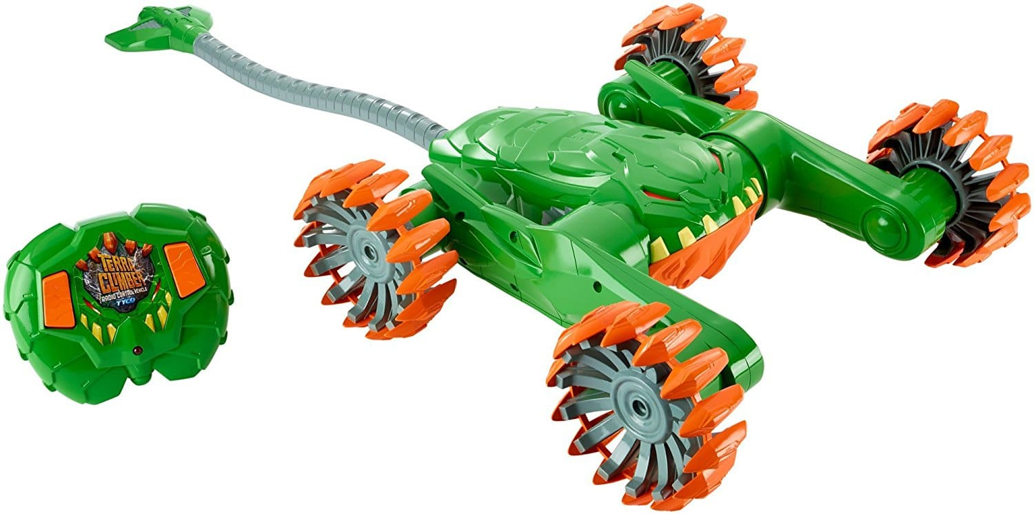 Walmart Rc Toys For Boys : Tyco terra climber remote control vehicle best of