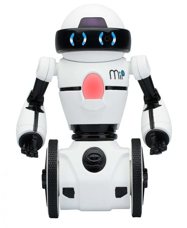 Mip Robot - White And Black