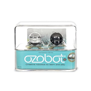Ozobot Double Pack White & Black