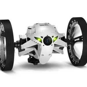 Parrot MiniDrone Jumping Sumo White WiFi RC Car